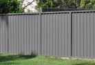 Balmattum Back yard fencing 12