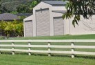 Balmattum Back yard fencing 14