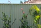 Balmattum Back yard fencing 15