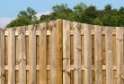 Balmattum Back yard fencing 21